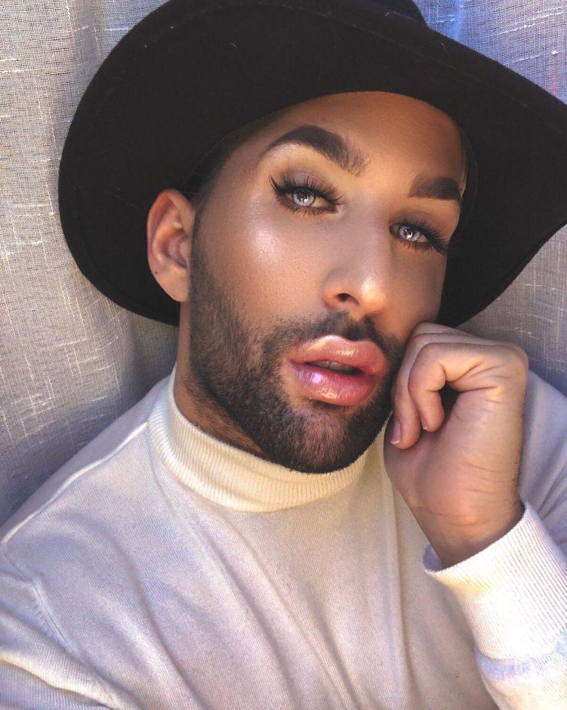 Andony Artiles, un referente del beauty boy - The Pocket Magazine
